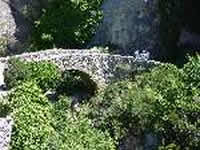 Bridge at Moustiers